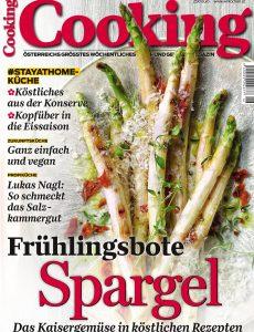 Cooking Austria – 15 April 2020