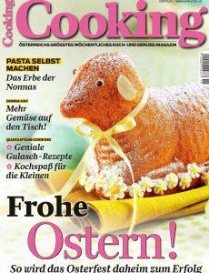 Cooking Austria – 8 April 2020