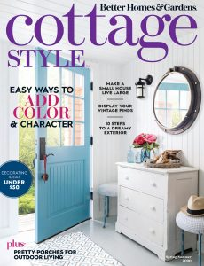 Cottage Style – Spring-Summer 2020