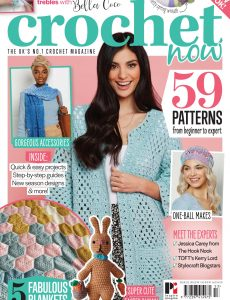 Crochet Now – Issue 53 – March 2020
