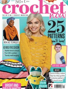 Crochet Now – Issue 54 – April 2020