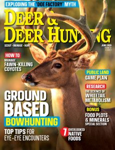 Deer & Deer Hunting – June 2020