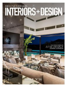 Deluxe Version Interiors + Design – Issue N° 16 2020