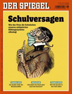 Der Spiegel – 25 April 2020