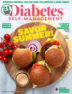 Diabetes Self-Management – May-June 2020