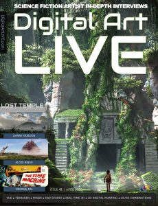 Digital Art Live – April 2020