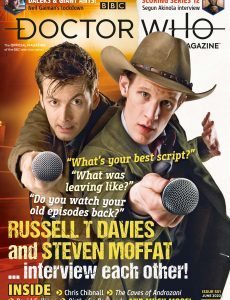 Doctor Who Magazine – Issue 551 – June 2020