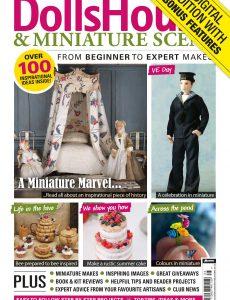 Dolls House & Miniature Scene – May 2020
