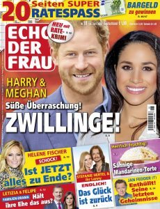 Echo der Frau – 22  April 2020