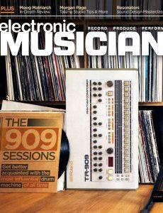 Electronic Musician – June 2020