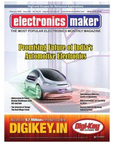 Electronics Maker – February 2020