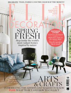 Elle Decoration UK – May 2020