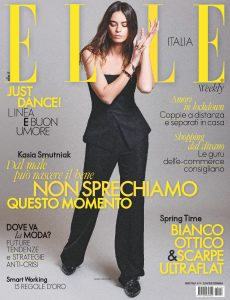 Elle Italia – 20 aprile 2020