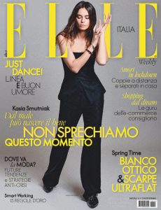 Elle Italia – 25 aprile 2020