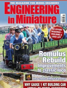 Engineering In Miniature – May 2020