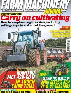 Farm Machinery Journal – Issue 73 – May 2020