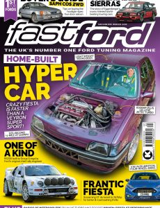 Fast Ford – Issue 442 – May-June 2020