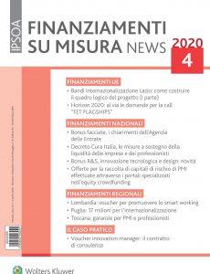 Finanziamenti su misura news – Aprile 2020