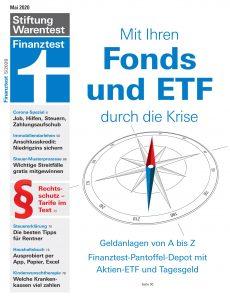 Finanztest – Mai 2020