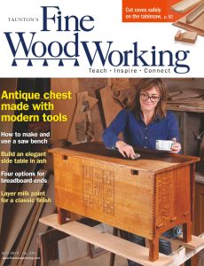 Fine Woodworking – April 2020