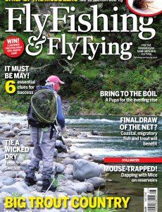 Fly Fishing & Fly Tying – May 2020