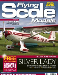 Flying Scale Models – Issue 246 – May 2020