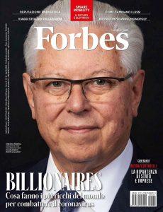 Forbes Italia – Maggio 2020