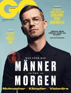 GQ Germany – Mai 2020