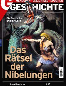 G Geschichte Germany – Mai 2020