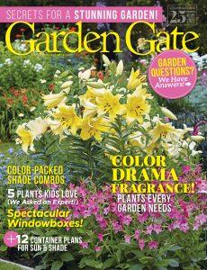 Garden Gate – May 2020
