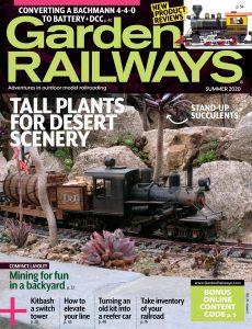 Garden Railways – Summer 2020