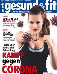 Gesund & Fit – 6 April 2020