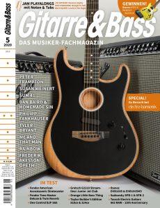 Gitarre & Bass – April 2020
