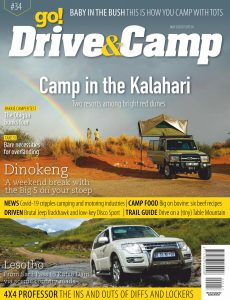 Go! Drive & Camp – May 2020