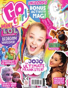 Go Girl – Issue 298 – April 2020
