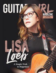 Guitar Girl – Spring 2020