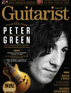 Guitarist – May 2020
