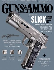 Guns & Ammo – June 2020