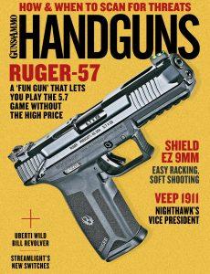 Handguns – June-July 2020