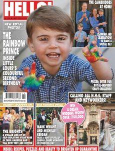 Hello! Magazine UK – 04 May 2020