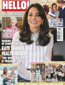 Hello! Magazine UK – 13 April 2020