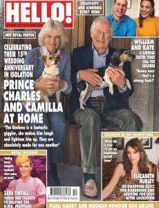 Hello! Magazine UK – 20 April 2020