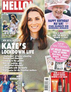 Hello! Magazine UK – 27 April 2020