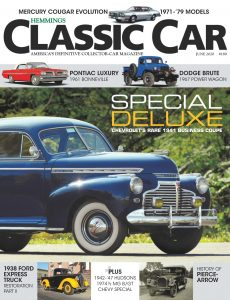 Hemmings Classic Car – June 2020