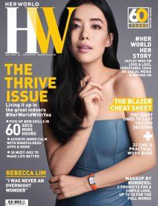 Her World Singapore – May 2020