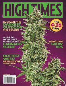 High Times – April 2020