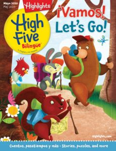 Highlights High Five Bilingue – May 2020