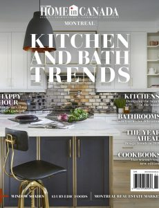 Home In Canada Montreal – Kitchen and Bath Trends 2020