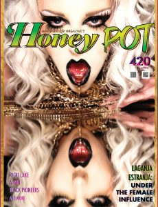 Honeysuckle Magazine – April 2020