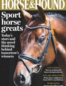 Horse & Hound – 02 April 2020